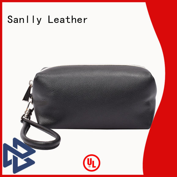latest leather wristlets for women leather free sample for shopping