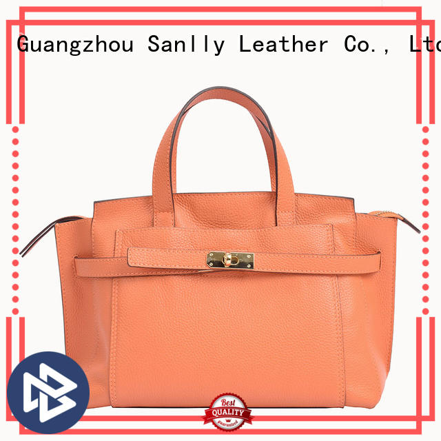 Sanlly latest women's leather handbags get quote for modern women