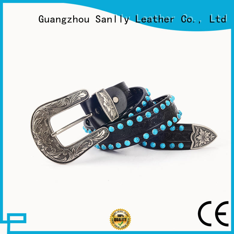 Wholesale navy wide belt ladies broad company