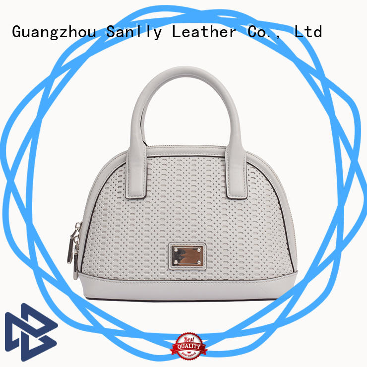 Sanlly real shopping ladies bag supplier for shopping