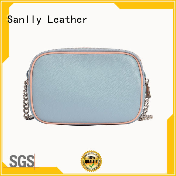 Classic Daily Design Pebble  Real Leather Shoulder Bags
