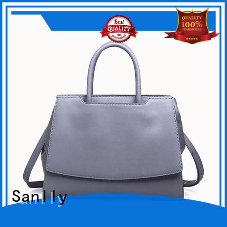 Sanlly large all leather bags buy now