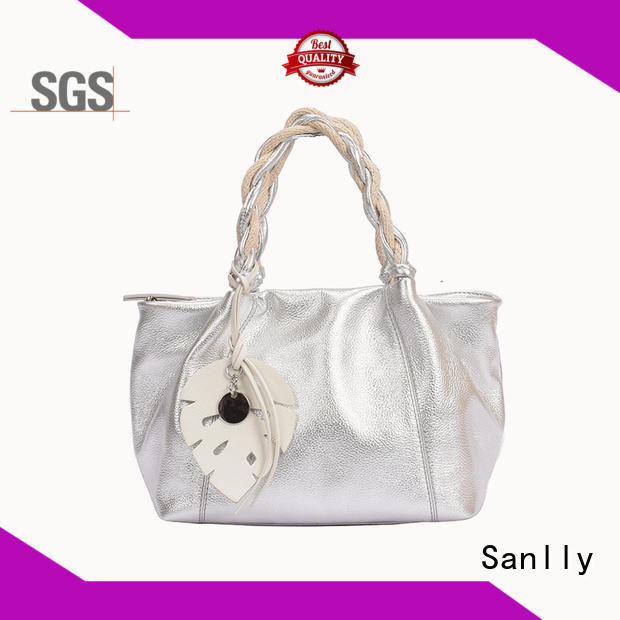 Sanlly Wholesale designer inspired handbags factory for shopping