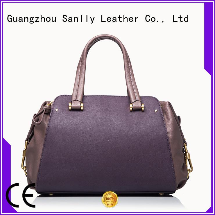 bag women's leather handbags bulk production for girls