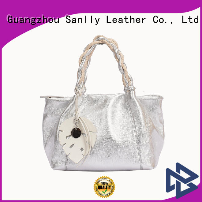 Sanlly classic women's designer handbags get quote for women