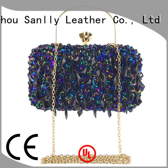 Sanlly favorable in price big ladies bag factory for fashion