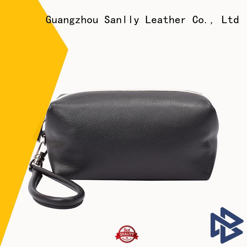 Sanlly bags large wristlet customization for women