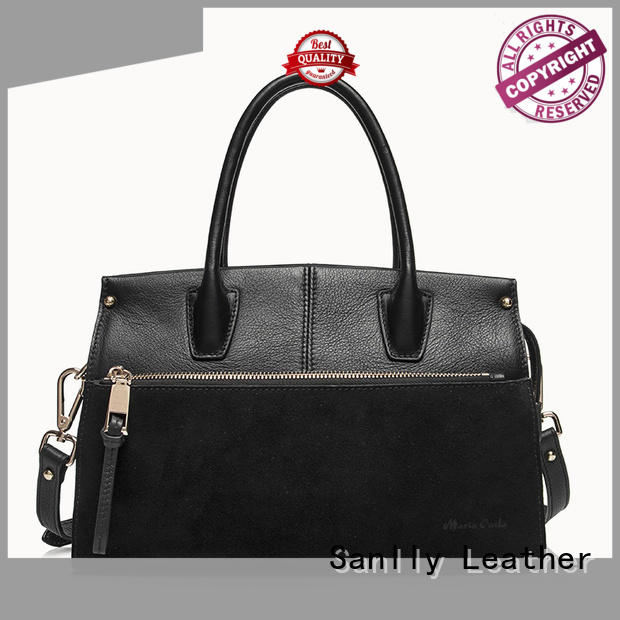 Sanlly womens women's genuine leather handbags get quote for shopping