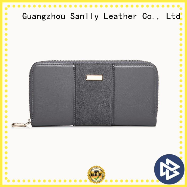 Sanlly latest quality wallets Suppliers for shopping