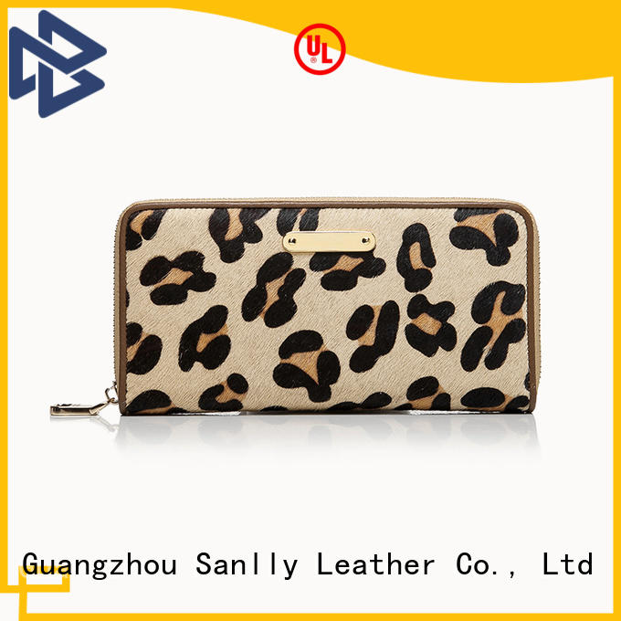 high-quality womens bifold wallet zip for wholesale for women