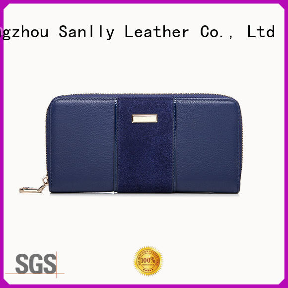 Sanlly durable women's clutch wallet ODM for shopping