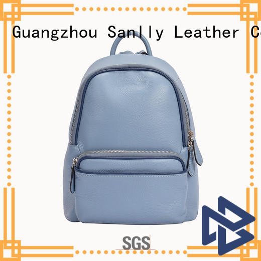 Sanlly funky leather back bags for women Suppliers for women