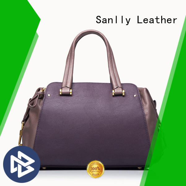 Sanlly cow large handbags online manufacturers for women