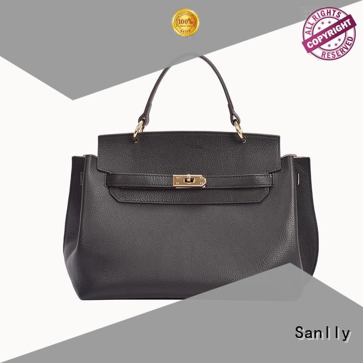 Sanlly large brahmin handbags Supply for shopping