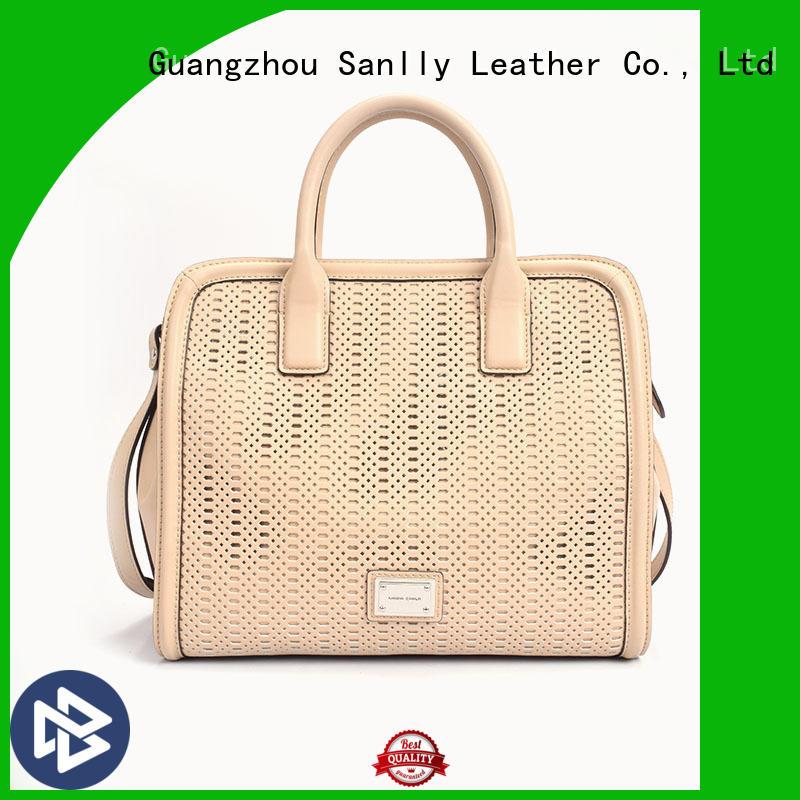 Sanlly durable ladies fashion handbags manufacturers for girls