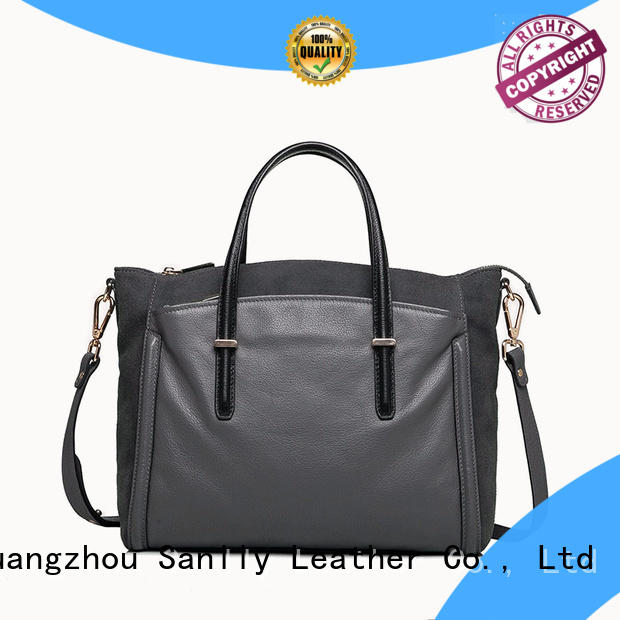 Sanlly latest stylish ladies bag handbag for shopping