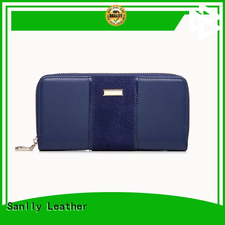 Wholesale best women's zip wallets purse supplier for single shoulder