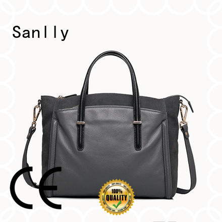 at discount black and tan leather handbag genuine Supply for girls