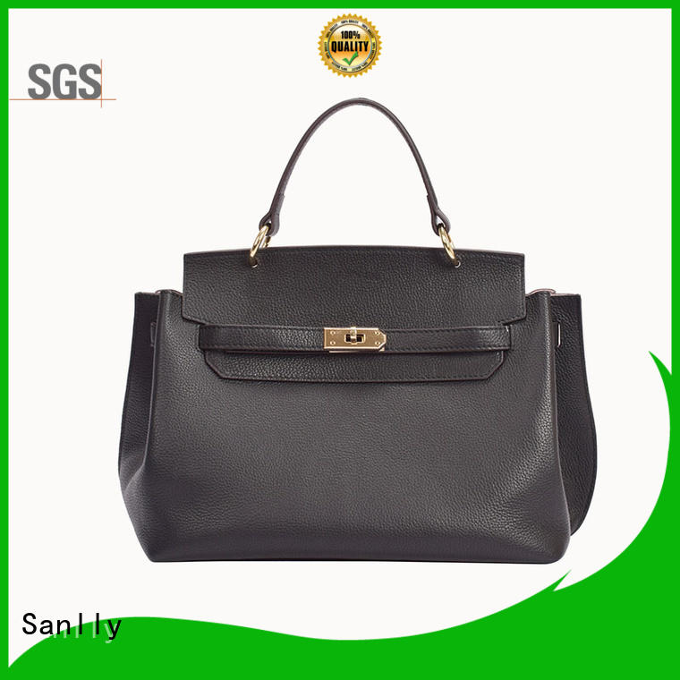 durable black and brown leather handbags customized customization