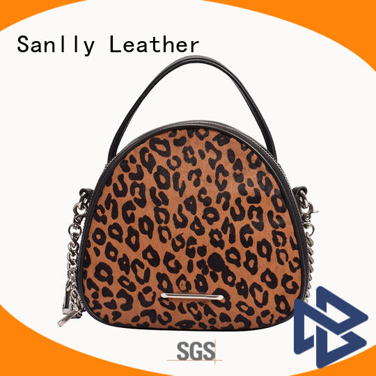 Sanlly crossbody leather pouches for women supplier