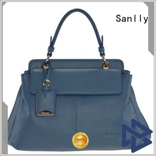 Sanlly handbag ladies leather handbags stylish for summer