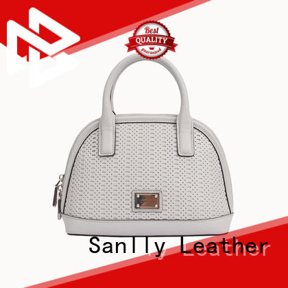 Sanlly durable best leather bags for women bulk production for girls