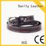 Breathable designer dress belts solid manufacturers for shopping