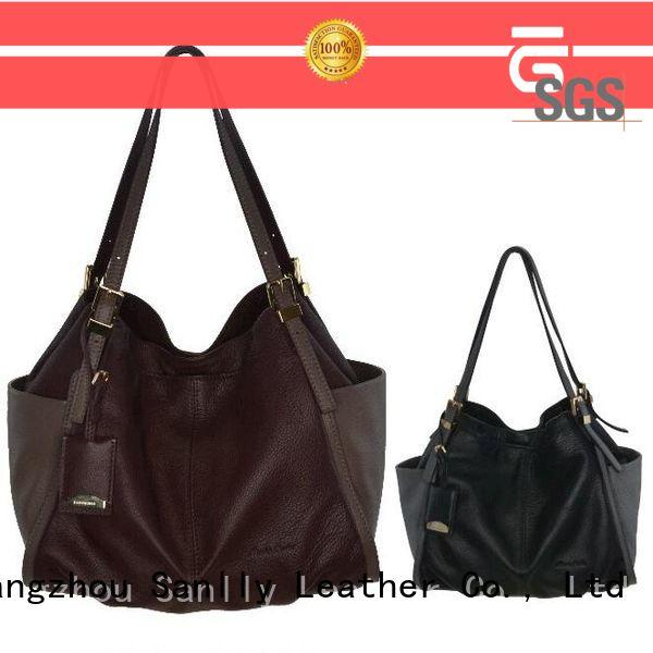 Latest small brown leather bag wristlet manufacturers for summer