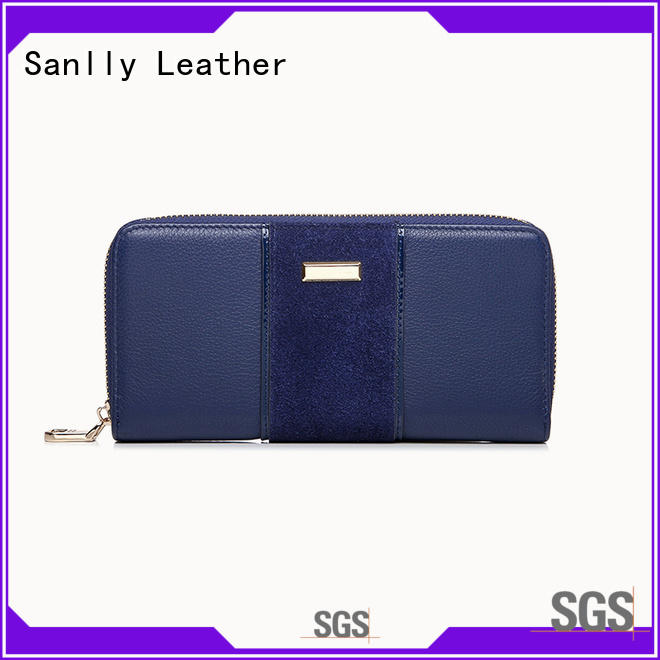 Breathable ladies leather wallets latest supplier for single shoulder