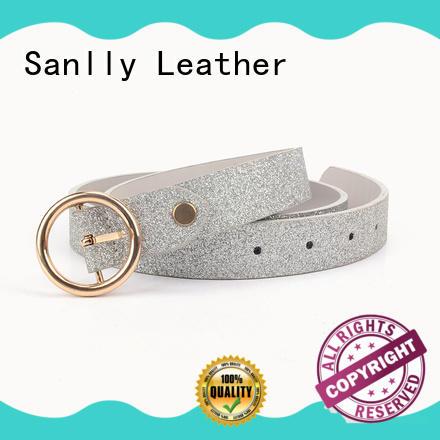 Party Shining Design Womens Fashion Belts