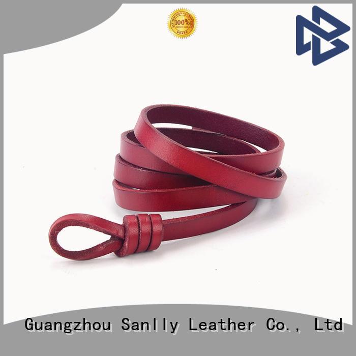Sanlly womens wide navy belt womens supplier