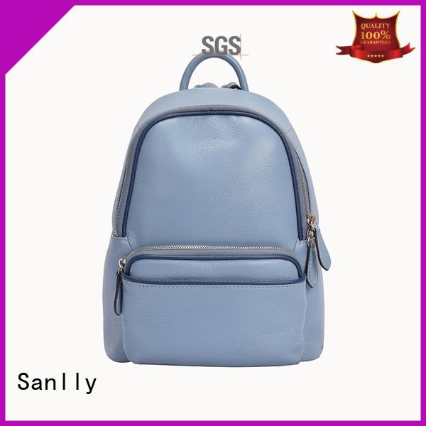 Sanlly Wholesale designer backpacks women's handbags get quote for girls
