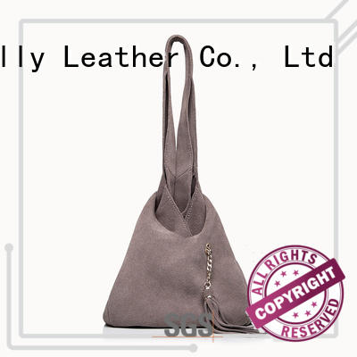 solid mesh womens leather tote bag bags for wholesale for single shoulder