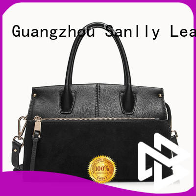 Sanlly stylish best women's leather handbags supplier for shopping
