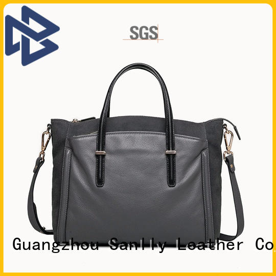 New best leather bags for women haircalf bulk production for women