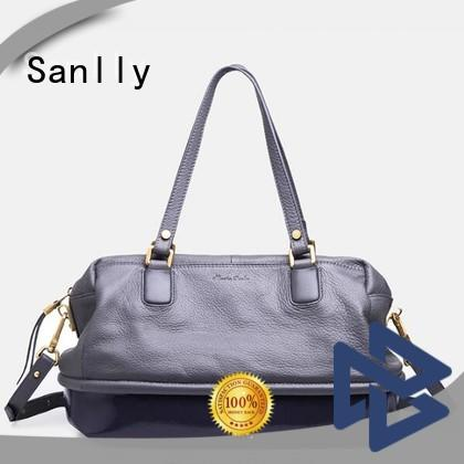 Sanlly favorable in price amazon ladies bags manufacturers for summer