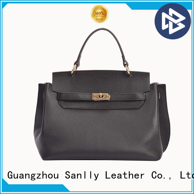 Sanlly suede stylish handbags for ladies for business for modern women