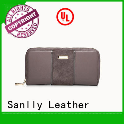 classic womens card holder wallet OEM for girls Sanlly