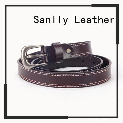 Sanlly at discount mens luxury belts supplier for shopping