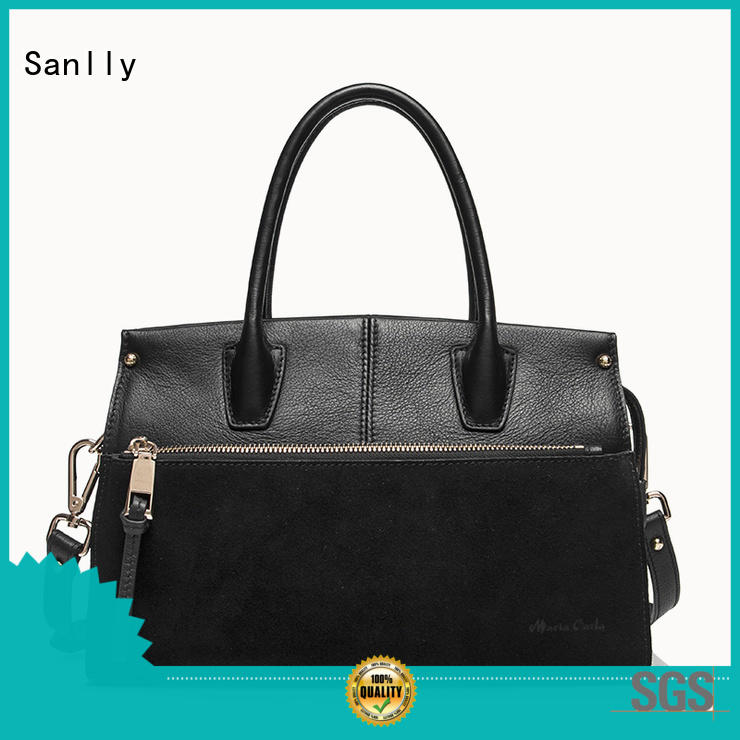 durable all leather handbags sale leather bulk production for women