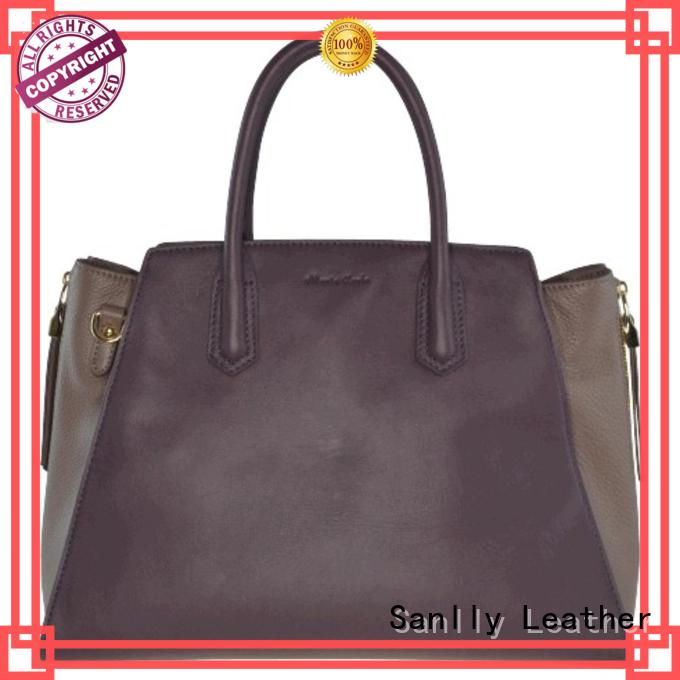 high quality ladies leather handbags wristlet stylish for winter