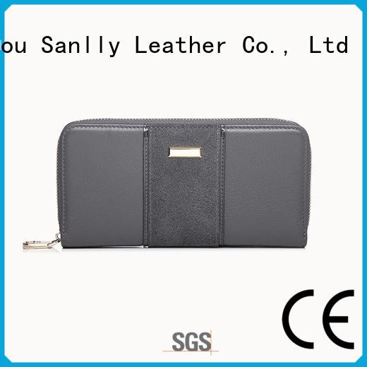 Sanlly Best slim wallets for women bulk production for women