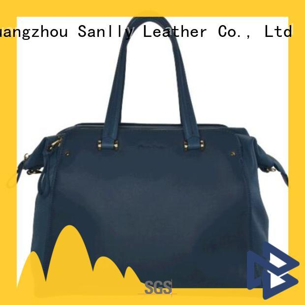 High-quality ladies red handbags tote manufacturers for women