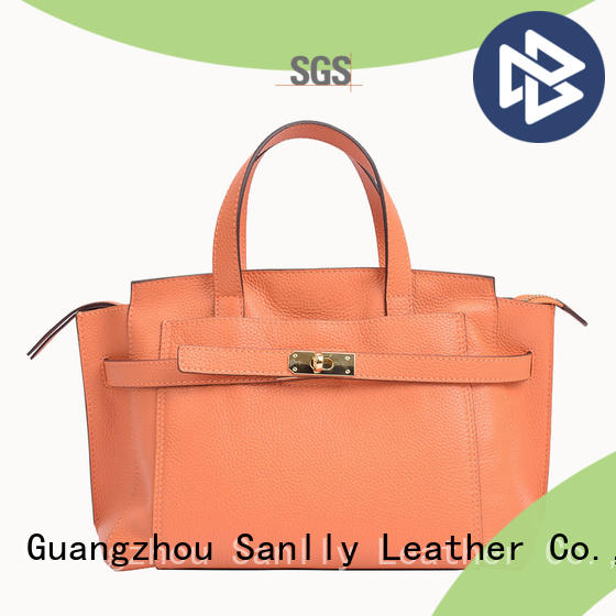 Sanlly Latest leather purse bag company for women