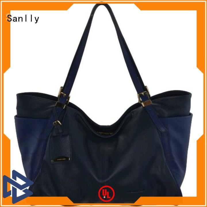 Sanlly handbag ladies leather handbags winter suede for winter