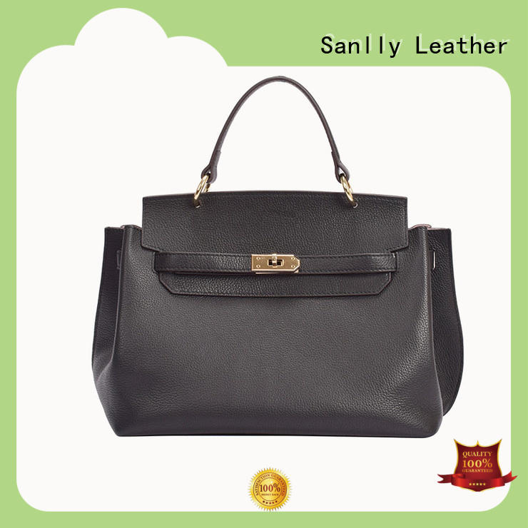 Sanlly latest large handbags for women leather for shopping