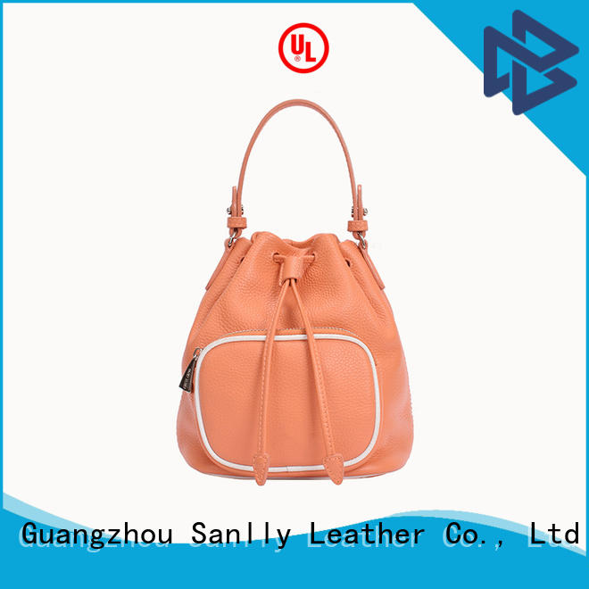 on-sale womens leather tote bag leather bulk production for girls