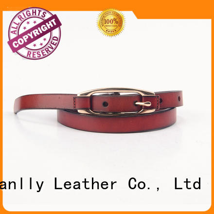 Cool Mens Belts Solid Leather Belts Customized