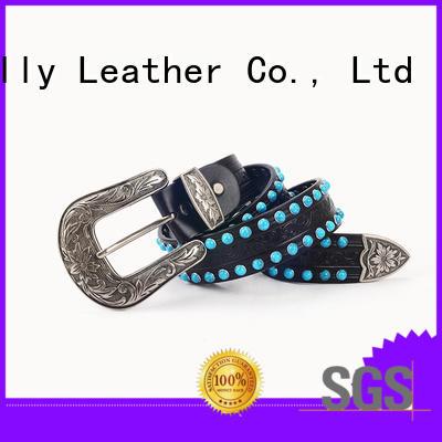 Custom cloth belt womens women ODM