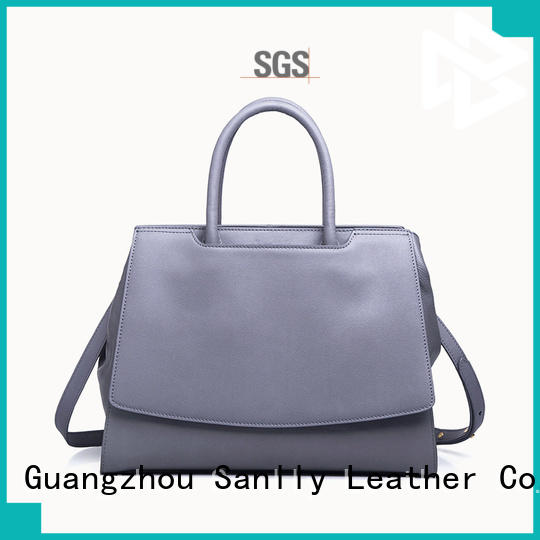 genuine leather handbags lady for women Sanlly